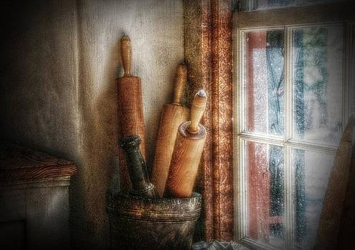 Kitchen Window by Christine Annas