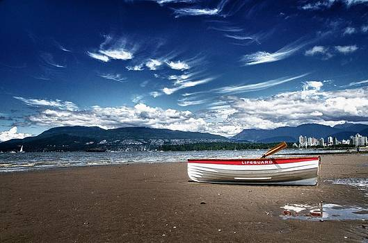 Kitslano Beach by Scott Holmes