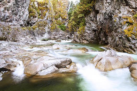 Kleanza Creek by Brandon Broderick