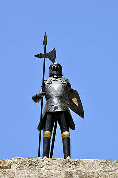 Knight armor. by Fernando Barozza