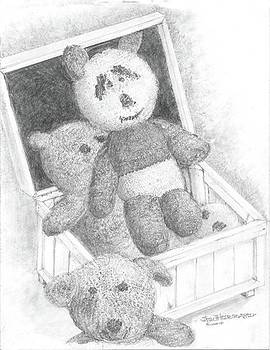 Jim Hubbard - Knitted Teddy Bears
