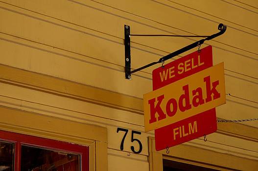 LeeAnn McLaneGoetz McLaneGoetzStudioLLCcom - Kodak Film Sign Virginia City NV