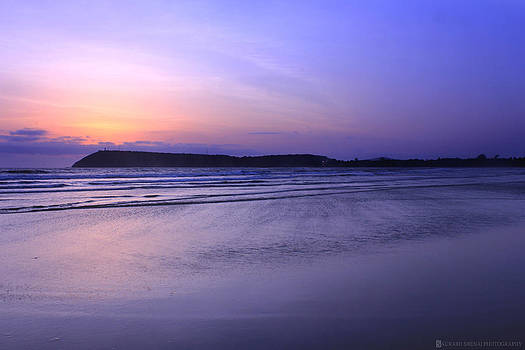 Konkan Seascape by Saurabh Shenai