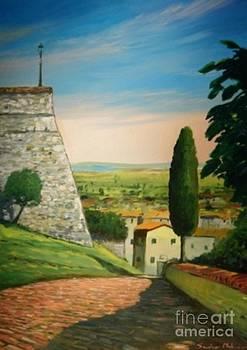 La Costarella by Sandro  Mulinacci