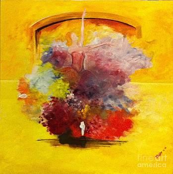 La Danza dei Colori by B Russo