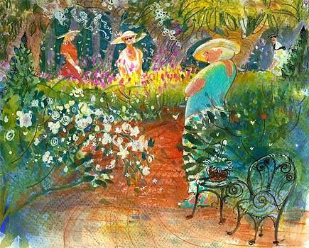 Gertrude Palmer - Ladies of the Garden