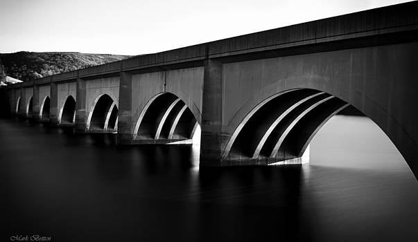 Lady Bower Bridge by Mark Britten