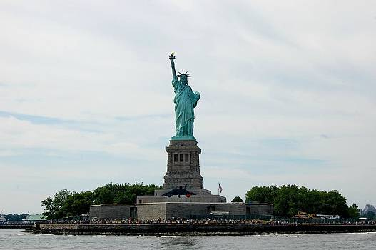 Lady Liberty by Beverly Hammond