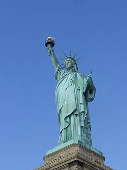 Lady Liberty by Tanya Moody
