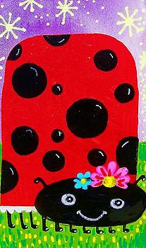 Ladybug Friend by Nancy Mitchell
