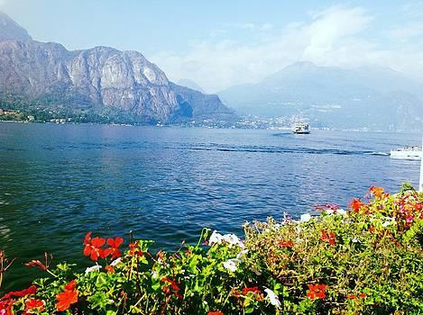 Lake Como by Shelley Smith