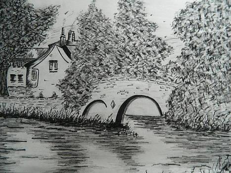 Lake House by Lauren Brown