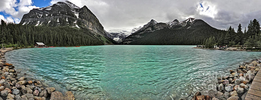 Gregory Dyer - Lake Louise - Banff National Park - Alberta Canada