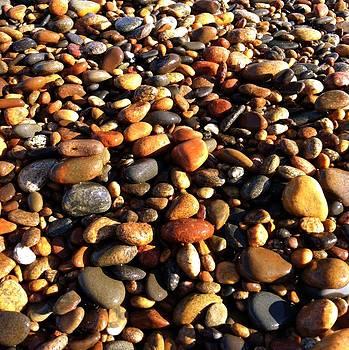 Michelle Calkins - Lake Superior Stones