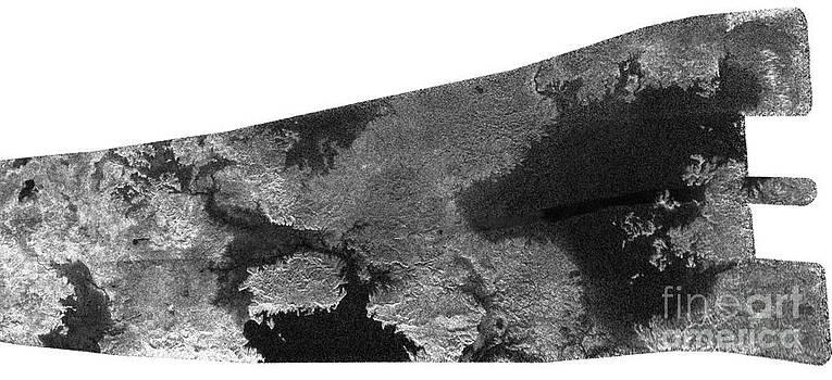 NASA - Lakes On Titan