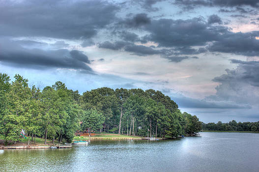 Barry Jones - Lakeside 2