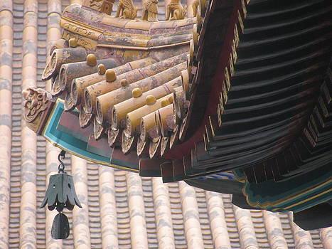 Alfred Ng - lama temple bell