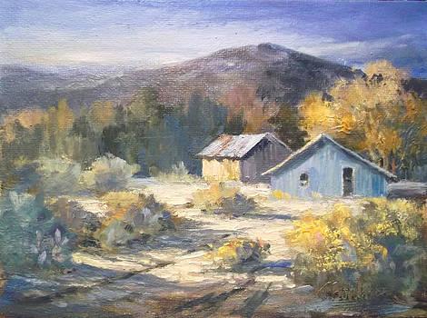 Land Grant by Tina Bohlman