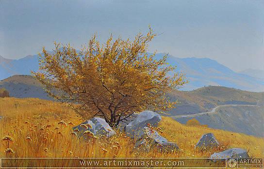 landcape - Artmixmaster.com by Sohib Razzakov
