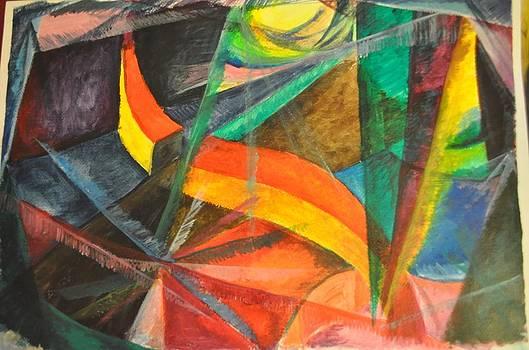 Landscape by Valeria Giunta