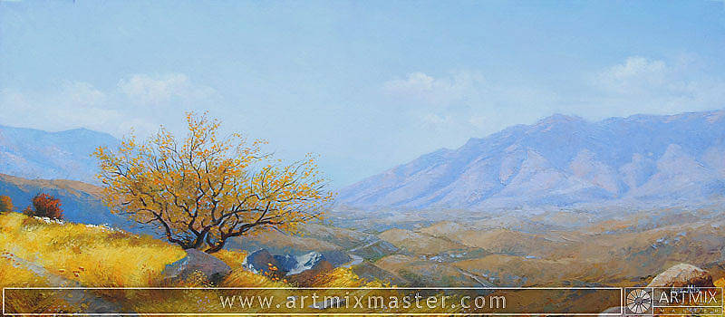 Landscape2 - Artmixmaster.com by Sohib Razzakov