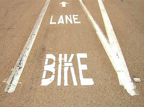 Lane Bike by Jenny Senra Pampin