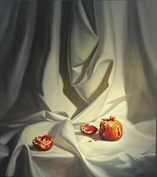 Las granadas by William Martin