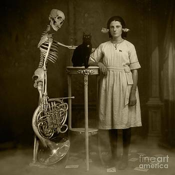 Last Ouija game by Paul Grand
