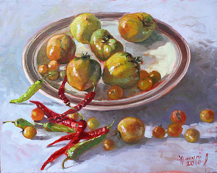 Ylli Haruni - Last Tomatoes from my Garden
