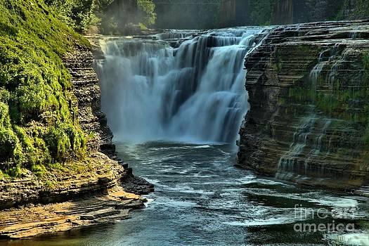 Adam Jewell - Latchworth Upper Falls