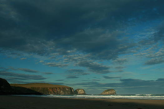 Terry Perham - Late Light Tautauku Beach