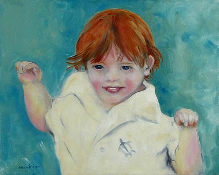 Laughter by Susan Hanlon