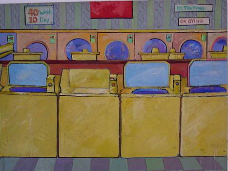 Laundromat by Thomas OMara