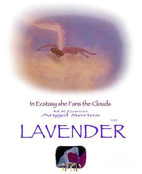 Lavender by M R Garcia