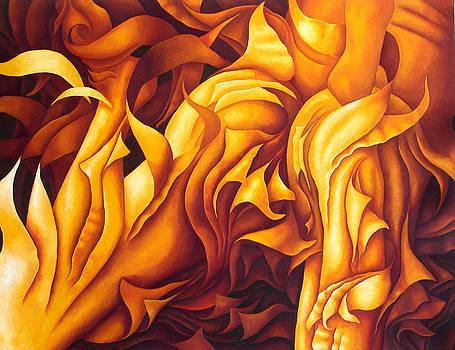 Layers LI by Diana Durr