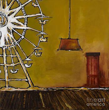 Leaving the Circus by Nancy Hilliard Joyce