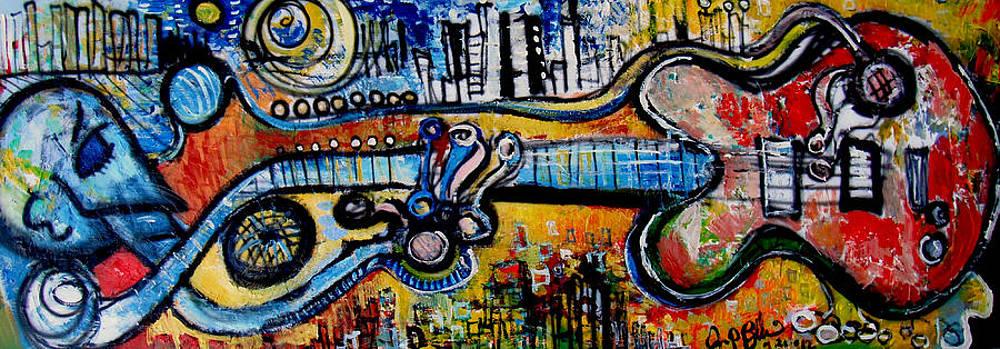Jon Baldwin  Art - Left is Rest