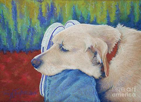 Leg Warmer by Tracy L Teeter