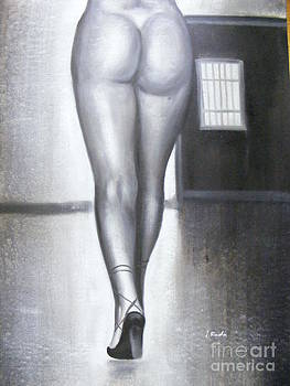 Legs by Jose Rada