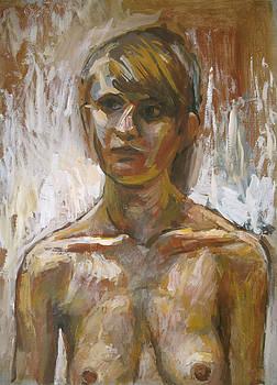Lena. 2008 by Yuri Yudaev