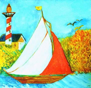 Anne-Elizabeth Whiteway - Let Us Sail Away