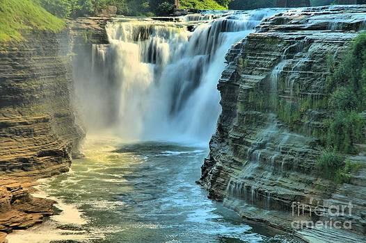 Adam Jewell - Letchworth Waterfall Canyon