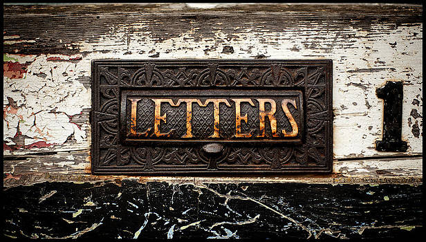 Letters by Sherry Fain