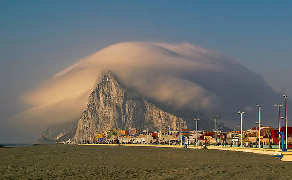 Levante and the Rock by Eva Stachova