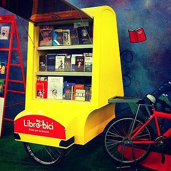 #librobici #caseta #bicicleta #bicycle by Fernando Barroso