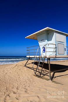 Paul Velgos - Lifeguard Tower Photo