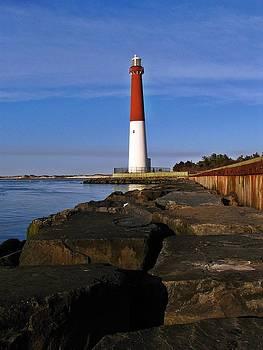 Lighthouse by Allen Beilschmidt