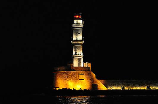 Lighthouse. by Fernando Barozza
