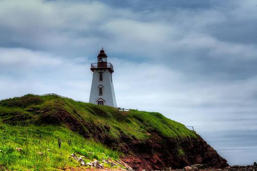 Matt Dobson - Lighthouse on a Cliff