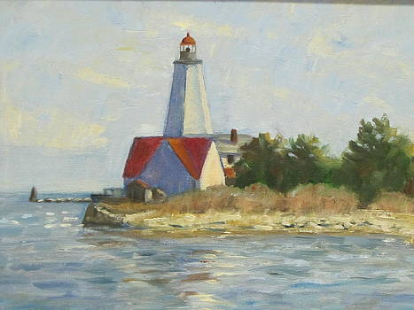 Lighthouse by Wiley
